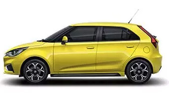 New MG3 for sale at Fred Henderson Ltd